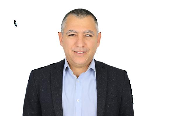 Guy Arieli, CTO