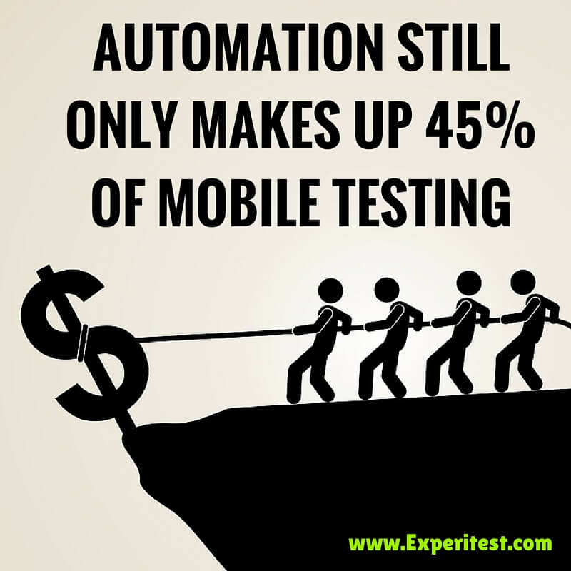 mobile app test automation tools