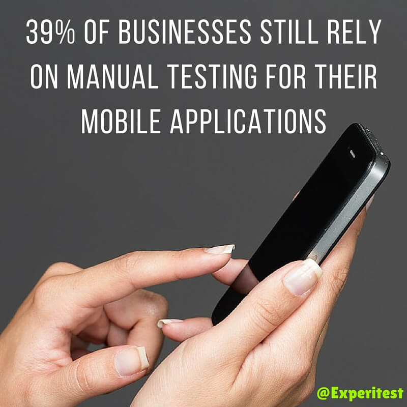 mobile test automation solutions