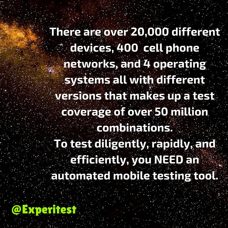 Parallel Testing Enables Mobile Test Automation
